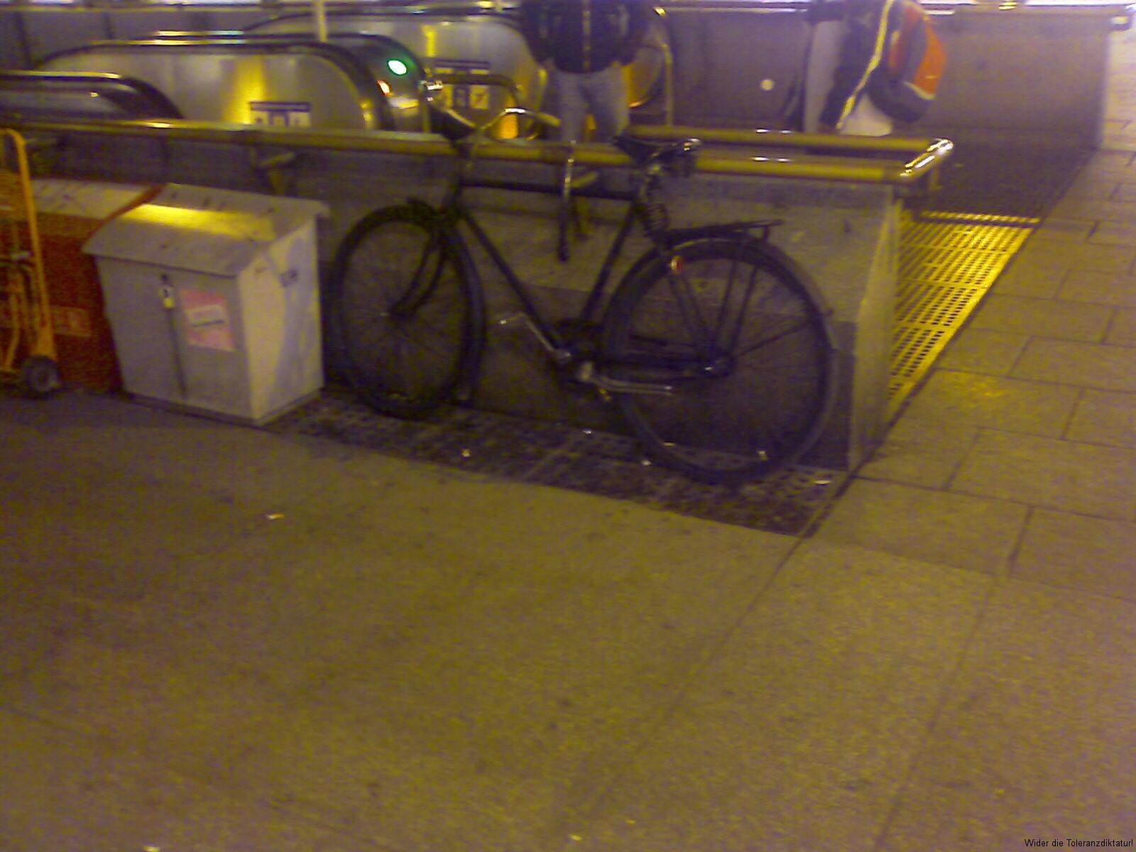 Mein Fahrrad in Wien