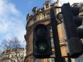 Fußgängerampel-Piccadilly-Circus