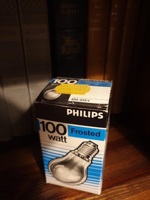 Philipps 100 W