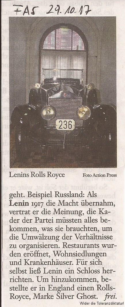 Lenins+Rolls+Royce
