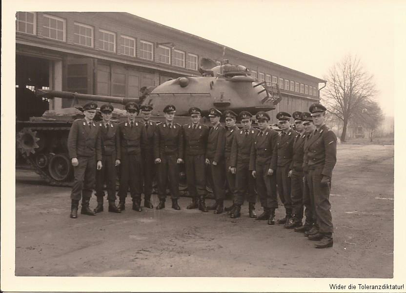 Adolf Kölbel der Panzerkommandant