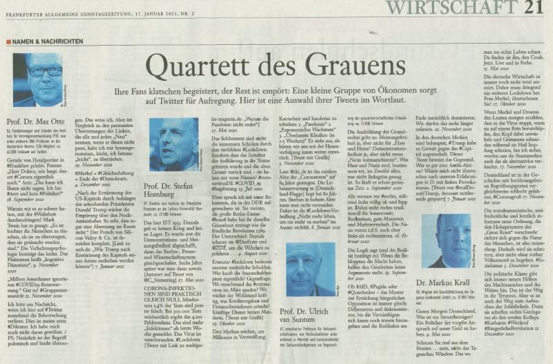 Quartett-des-Grauens