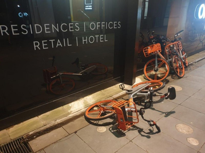Leihräder-in-London-die-I.