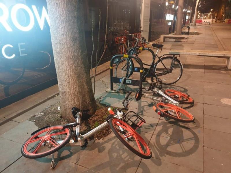 Leihräder-in-London-die-II.