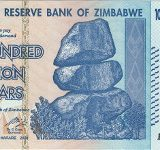 By Reserve Bank of Zimbabwe - Self-scan by (Marianian) followed by minor Photoshop enhancements to improve appearance and reduce size. Second version scan by (Camp0s) with original color preserved. Transferred from en.wikipedia to Commons by User:Avicennasis using CommonsHelper., Public Domain, https://commons.wikimedia.org/w/index.php?curid=15515090